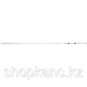 Шампур плоский 60 см, 1шт