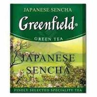Чай Greenfield, Japanese Sencha, green, 2 гр.