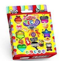 Набор креативного творчества «Тесто для лепки MASTER DO» коробка эконом 12 цв. 240г