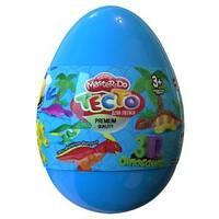 "Набор креативного творчества Тесто для лепки Master Do ""Dinosaurs Eggs Голубое"""