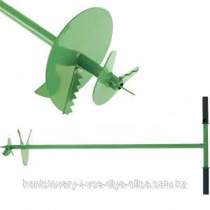 Бур садовый шнековый D 200 мм