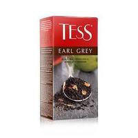 Чай Tess, Earl Grey, чёрный, 1.8 гр х 25 пакетов.