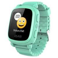 Смарт часы Elari KIDPHONE 2 зеленый