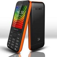 Мобильный телефон Texet TM-302 черный.