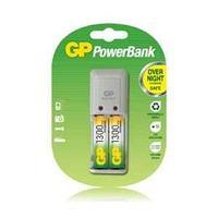 Зарядное устройство GP Standard PB330GSC-CR1 for 2*AA/AAA NiMH, Зряд 5-16 часов.