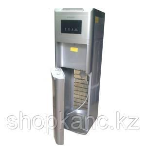 Диспенсер напольный, c внутренней загрузкой бутыля, компрессорное охлаждение и нагрев