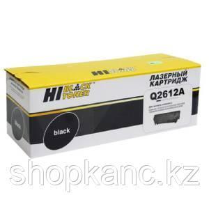 Картридж Лазерный Hewlett-Packard NEW Q2612A, 2K, черный.