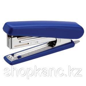 Степлер №10 Kangaro HS-J10 до 20л., пластиковый корпус, темно-синий