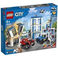 Игрушка Город Полицейский участок