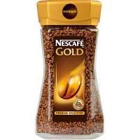 Кофе Nescafe Gold, 190 гр.