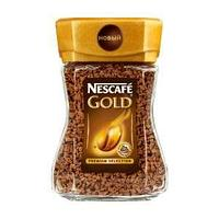 Кофе Nescafe Gold, ( стекло) 95 гр.