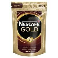 Кофе Nescafe Gold, в пакете, 250 гр.