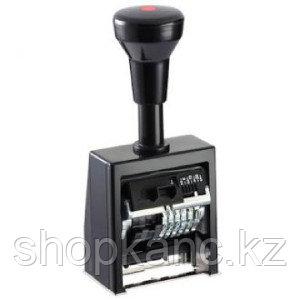 Автоматический шестизарядный нумератор с пластиковым корпусом В6 К Trodat