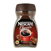 Кофе Nescafe Classic, 95 гр. (стекло)