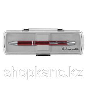 Ручка шариковая Signature 131, красный корпус