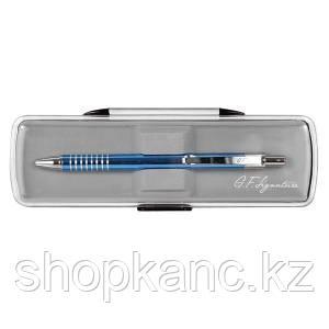 Ручка шариковая Signature 288, голубой корпус