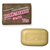 Хозяйственное мыло 72% ,в обертке, 150гр.
