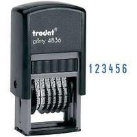 Автоматический нумератор 4836  Trodat