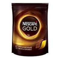 Кофе Nescafe Gold, 95 гр., в мягкой упаковке.