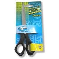 Ножницы 160 мм пласт черн ручки 80196