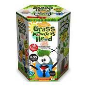 GRASS MONSTERS HEAD - Волшебный боб