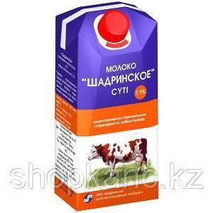 Молоко Шадринское, 7,1%, 300 гр.