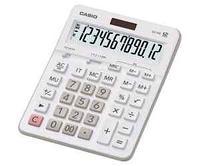Калькулятор настольный, 14 разрядный CASIO GX-12B-WE-W-EC