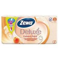 Туалетная бумага Zewa Deluxe Peach, 3-сл. 8 рул./упак.