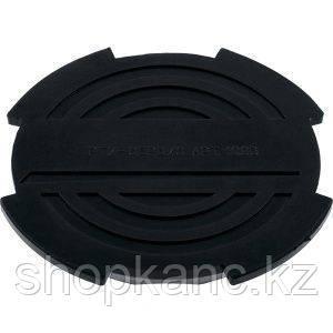 Резиновая опора для подкатного домкрата D 130 мм