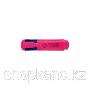 Текстовыделитель  розовый 5 мм