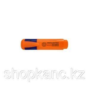 Текстовыделитель оранжевый 5 мм