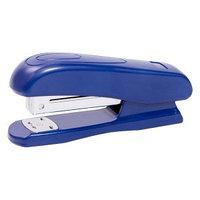 Степлер №24, 25 л, синий , пластик.корпус