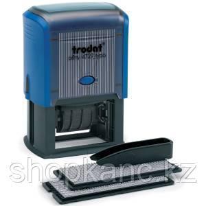 Самонаборный штамп 4727 DB  Trodat, синий
