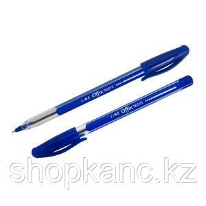 Ручка шарик. LINC TRISYS 0,70 мм синий треуг. корп.