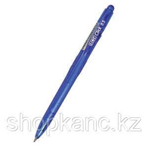 Ручка шариковая автоматическая LINC CLICK II 0,7 мм синяя