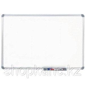Доска магнитно-маркерная 60*90 см, алюминиевая рамка.