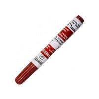 Маркер для доски, 1-3мм, круглый наконечник, красный