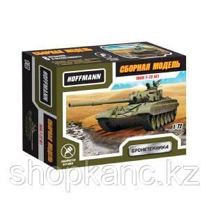Модель для сборки, Танк Т-72 M1.