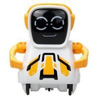 Робот Покибот желтый квадратный  Silverlit