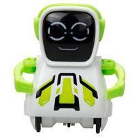 Робот Покибот белый с зеленым  Silverlit