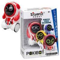 Робот Покибот красный  Silverlit