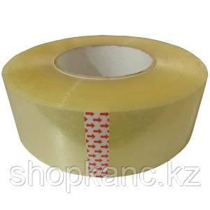 Упаковочный скотч 47 mic х 48 mm х 50 м., прозрачный.