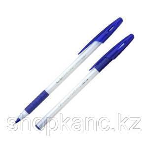 Ручка шариковая, CELLO KUBE ECOGRIP CLASSIC, цвет чернил - синий, 0.7 мм.