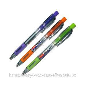 Ручка шариковая, UNI-MAX FAB, цвет чернил-синий, 0.7 мм., полуавтомат