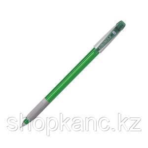 Ручка шариковая, UNIMAX Trio DC GP, цвет чернил - зеленый 1 мм.