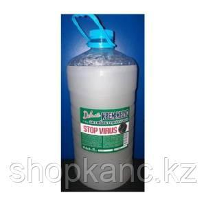 Жидкое крем-мыло для рук, антибактериальное, 5 литров.