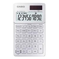 Калькулятор карманный, 8 разрядный CASIO SL-1000TW-WE-S-EH