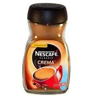 Кофе растворимый CLASSIC CREMA 95г стекло