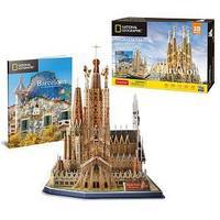 Игрушка Храм Святого Семейства (Испания)
