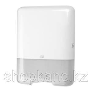 Диспенсер Макси для полотенец сложение ZZ, Tork, белый, Н3.